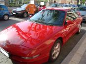 FORD PROBE averiado.