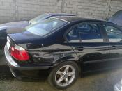 BMW 320 d averiado.