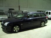 OPEL VECTRA averiado.