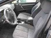 PEUGEOT 407 averiado. INTERIOR