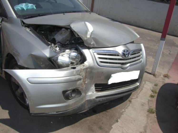coches de golpes: